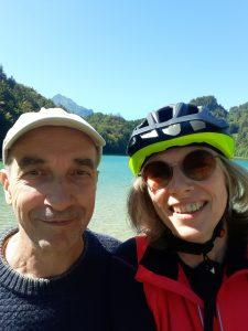 Jahresrückblick 2020: Ingo und Andrea im Allgäu